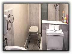 Front Apartment Shower Room