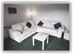 Rear Apartment Lounge