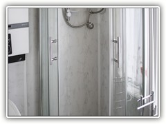 Rear Apartment Shower Room